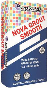 NOVAGROUT SMOOTH